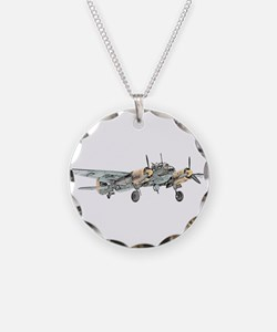 Junkers Bomber Necklace