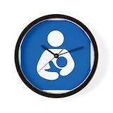 Breastfeeding Wall Clocks