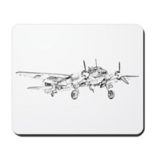 Junkers Bomber Mousepad