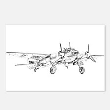 Junkers Bomber Postcards (Package of 8)