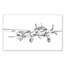 Junkers Bomber Decal