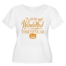 Most Wonderful (orange) Plus Size T-Shirt