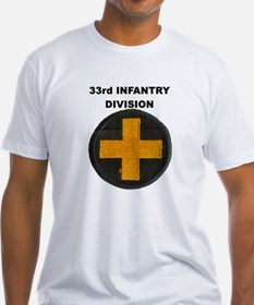 33RD INFANTRY DIVISION Shirt