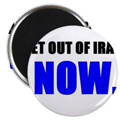 Get out of Iraq NOW 2.25