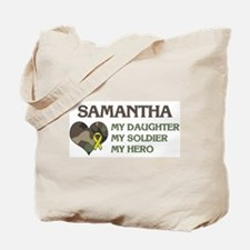 Samantha: My Hero Tote Bag