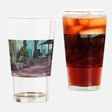 CORDOVA COURTYARD Drinking Glass