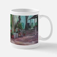 CORDOVA COURTYARD Mugs