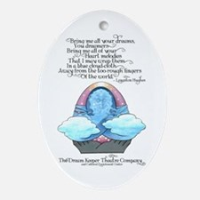 Dream Keeper Oval Ornament