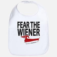 Fear the Wiener Bib