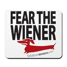 Fear the Wiener Mousepad