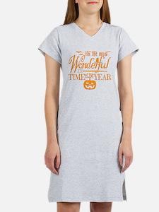 Most Wonderful (orange) Women's Nightshirt