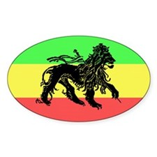 Rasta Decal