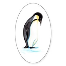 Emperor Penguin Decal