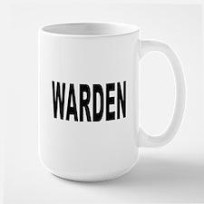 Warden Mug