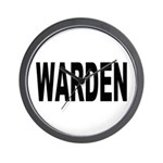 Warden Wall Clock