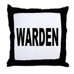 Warden Throw Pillow