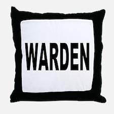 Warden Throw Pillow