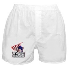 Raise the American Flag Boxer Shorts
