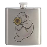 Manatee Flask Bottles