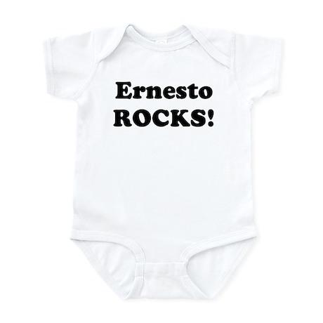 Ernesto Rocks! Infant Bodysuit