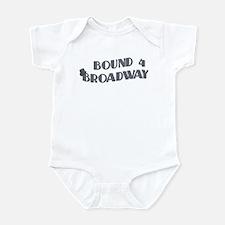 Bound 4 Broadway Infant Bodysuit