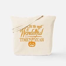 Most Wonderful (orange) Tote Bag