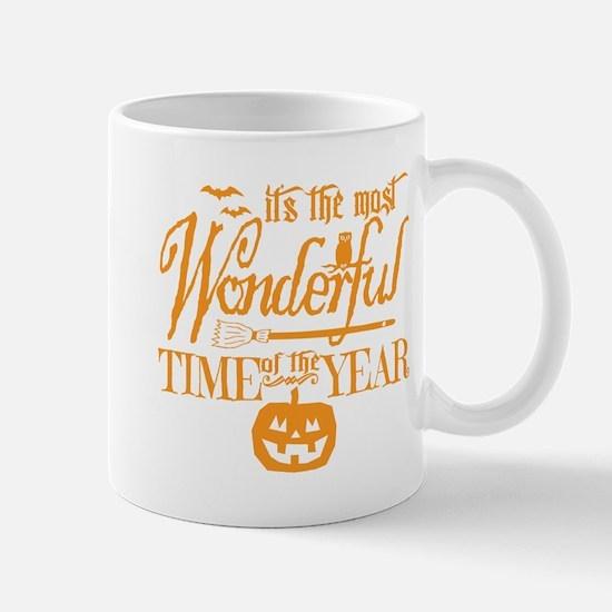 Most Wonderful (orange) Mug