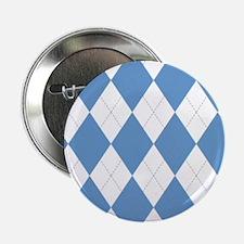 "UNC Carolina Blue Argle Basketball 2.25"" Button (1"
