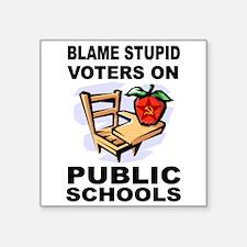 SOCIALIST TEACHERS Sticker