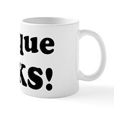 Enrique Rocks! Mug