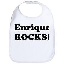 Enrique Rocks! Bib