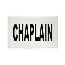 Chaplain Rectangle Magnet