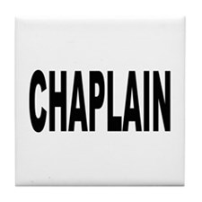 Chaplain Tile Coaster
