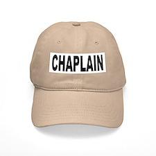 Chaplain Baseball Baseball Cap