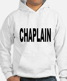 Chaplain (Front) Hoodie