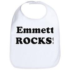 Emmett Rocks! Bib