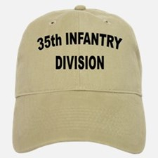 35TH INFANTRY DIVISION Baseball Baseball Cap