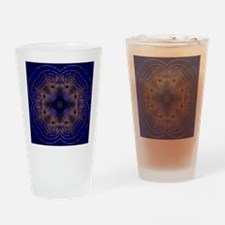 Fractal 586 Drinking Glass