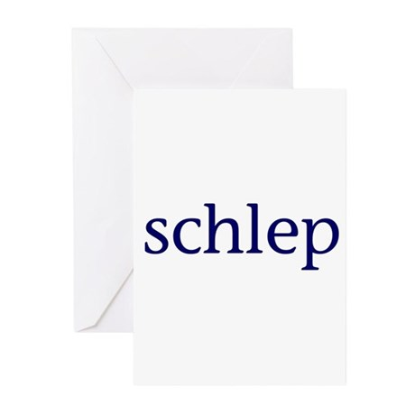Schlep Greeting Cards (Pk of 10)