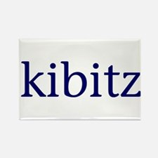 Kibitz Rectangle Magnet