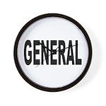 General Wall Clock