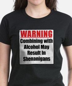 Warning-Stupidity T-Shirt