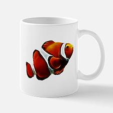Orange Clownfish Tropical Clown Fish Mugs