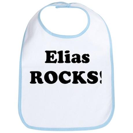 Elias Rocks! Bib