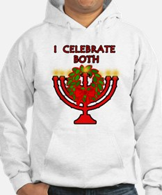 Christmas AND Hanukkah Jumper Hoody