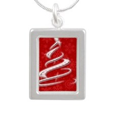 Candy Christmas Tree Necklaces