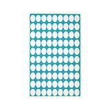 Turquoise polka dot rug 3x5 Rugs