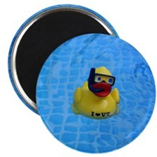 rubber ducky u r the one Magnet