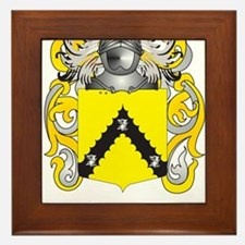 Phillip Coat of Arms (Family Crest) Framed Tile