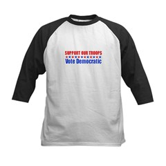 Support our Troops -- Vote De Tee